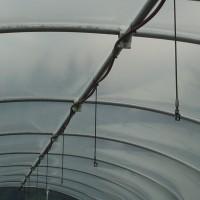 Single overhead sprayline for 5.5m tunnel 2